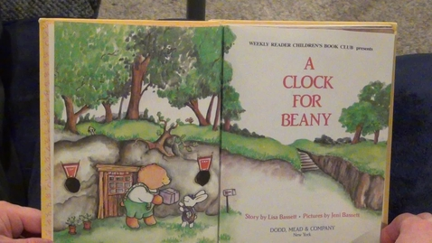 Thumbnail for entry A Clock for Beany by Lisa Bassett