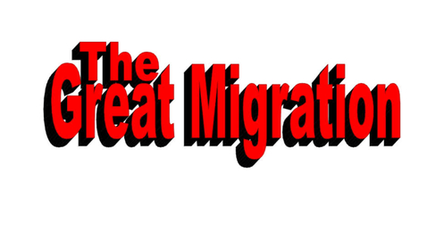 Thumbnail for entry Hist7 Ch 7- Lesson 2: Great Migration