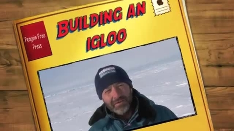 Thumbnail for entry For Kids: How to Build an Igloo