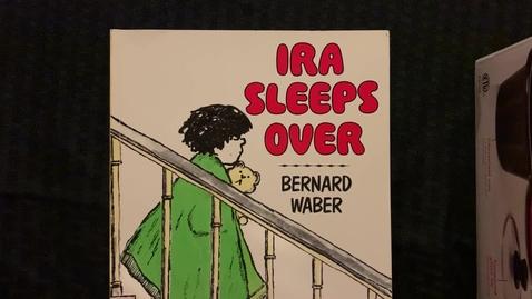 Thumbnail for entry Ira Sleeps Over - Read aloud
