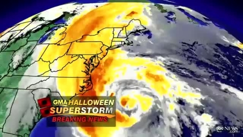 Thumbnail for entry Geography Yr9 Hurricane Sandy 1