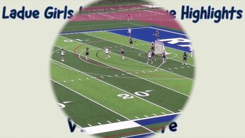 Thumbnail for entry Girls Lacrosse