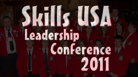 Thumbnail for entry Skills USA Leadership Conference 2011