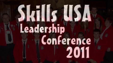 Thumbnail for entry Skills USA Leadership Conference 2011