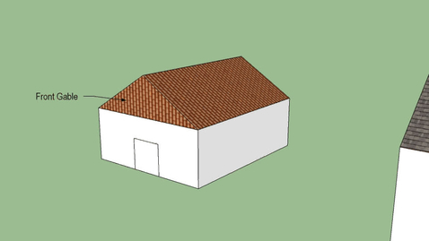 Thumbnail for entry Sketchup Roof Designs