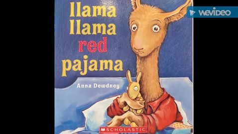Thumbnail for entry Llama Llama Red Pajama