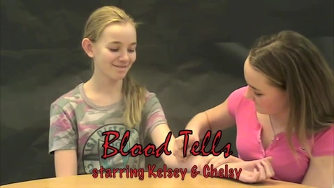 Thumbnail for entry Blood Tells