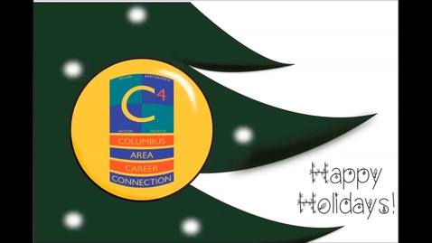 Thumbnail for entry C4 Holiday Greeting Card 2014