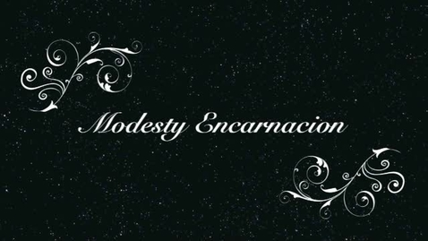 Thumbnail for entry Modesty Encarnacion Edwin markham is51 822