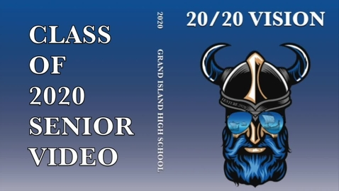 Thumbnail for entry GIHS Class of 2020 Senior Video
