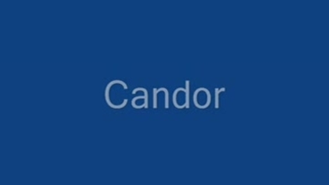 Thumbnail for entry CANDOR, by Pam Bachorz