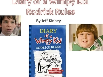 Diary Of A Wimpy Kid Rodrick Rules Schooltube Safe Video Sharing And Management For K12