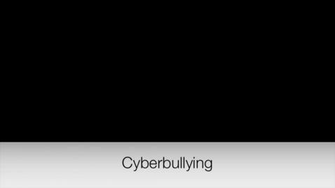 Thumbnail for entry SSMS- PSA Cyberbullying