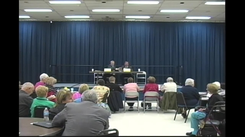 Thumbnail for entry 99th Ohio Representative Debate 2012