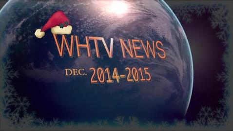 Thumbnail for entry WHTV News December 5th