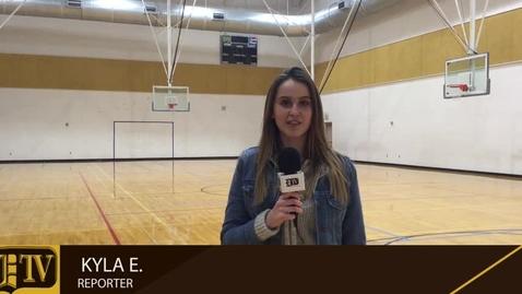 Thumbnail for entry Basketball Team Looks Toward State