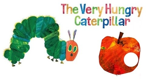 Thumbnail for entry The Very Hungry Caterpillar
