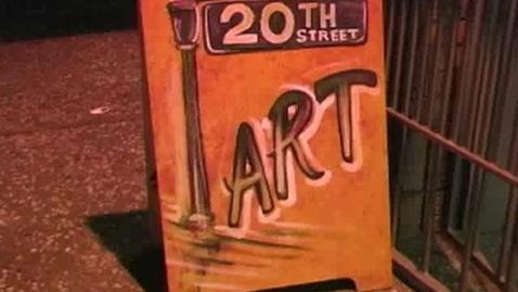 Thumbnail for entry Self Portrait Show