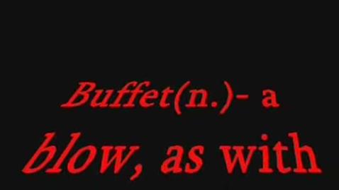 Thumbnail for entry Buffet - Brainyflix