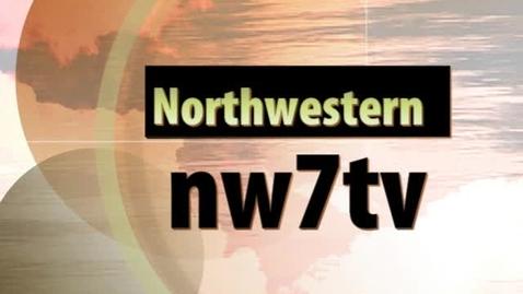 Thumbnail for entry Good Morning Northwestern 3-19-10
