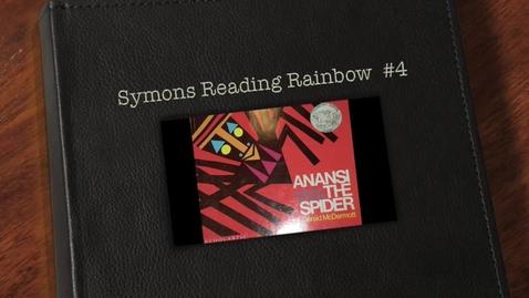 Thumbnail for entry Symons Reading Rainbow 4