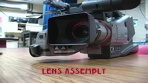 Thumbnail for entry BCP2 - Lens Assembly