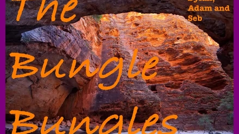 Thumbnail for entry The Bungle Bungles - Information book