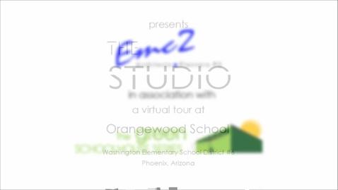 Thumbnail for entry Green Schoolhouse Animated Rendering - Studio