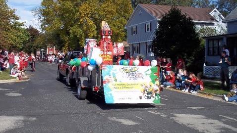Thumbnail for entry Homecoming Parade