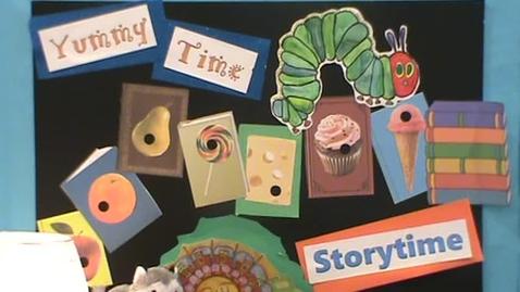 Thumbnail for entry Yummytime Storytime: Mrs. N.