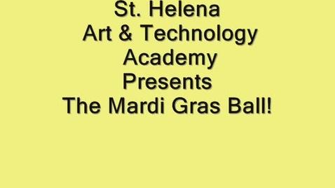 Thumbnail for entry  Mardi Gras Ball
