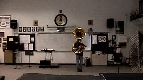 Thumbnail for entry Sousaphone Audition