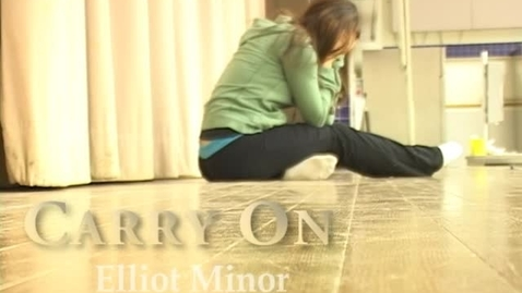 Thumbnail for entry Carry On - Elliot Minor - Music Video