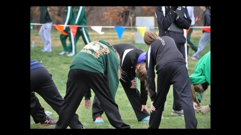 Thumbnail for entry Girls Cross Country