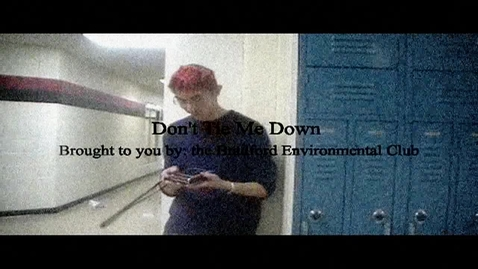Thumbnail for entry (G) Don't Tie Me Down