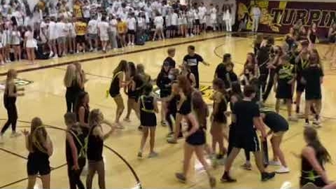 Thumbnail for entry Turpin High School Class of 2022 Dance 9/17/2021