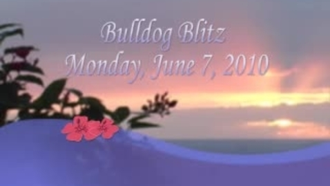 Thumbnail for entry Bulldog Blitz 16 June 7 2010