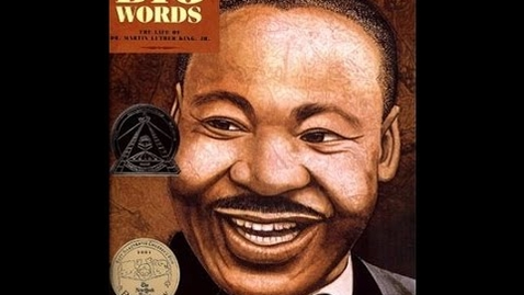 Thumbnail for entry Martin's Big Words: The Life of Martin Luther King Jr.