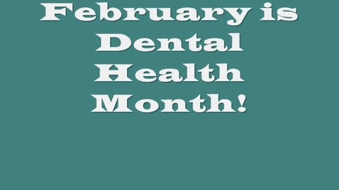 Thumbnail for entry Dental Health