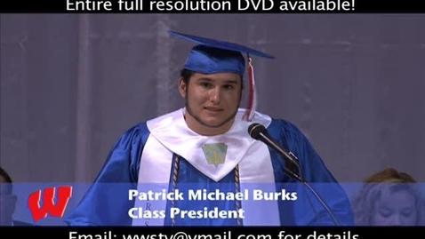 Thumbnail for entry Graduation 2010 Speeches