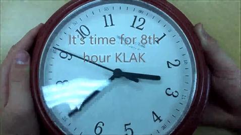 Thumbnail for entry KLAK 8th hour 4-4-16