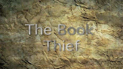 Thumbnail for entry The Book Thief