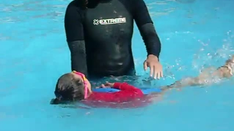 Thumbnail for entry Swimming Lessons