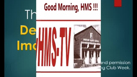 Thumbnail for entry 9-14-17 WHMS Morning News