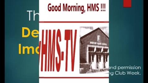Thumbnail for entry 9-14-17 WHMS Morning News