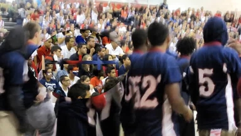 Thumbnail for entry Pep Rally and District Championship