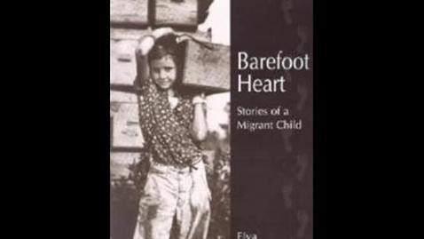 Thumbnail for entry Barefoot Heart by Elva Trevino Hart