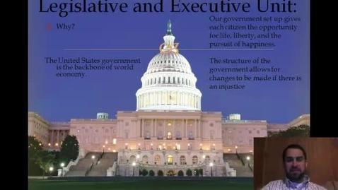Thumbnail for entry Legislative and Executive Unit