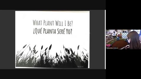Thumbnail for entry ¿Qué Planta Seré Yo?