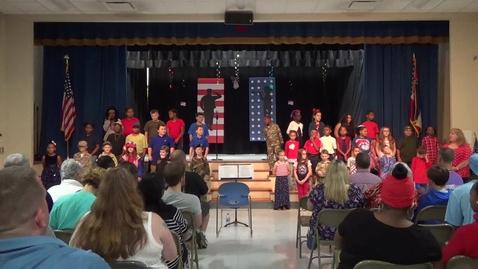 Thumbnail for entry 2019-20 Lake Veterans Day Program - Night Performance